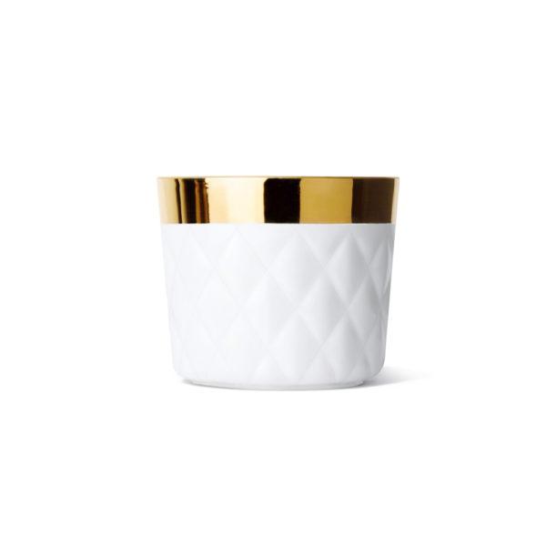 Sip of Gold Cushion white, Sieger by Fürstenberg