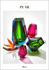 Kristallglas - Pear - Broschüre - Moser - Stamm Vertriebs GmbH - Österreich