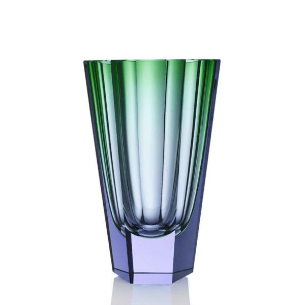 Vase aus Kristallglas - farbig - Moser - Purity Alexandrite - Stamm Vertriebs GmbH - Österreich