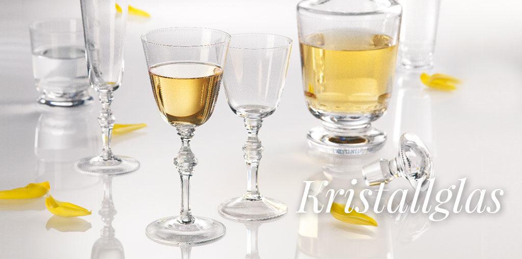 Kristallglas - Moser Mozart - Markenwelt - Stamm Vertriebs GmbH - Österreich