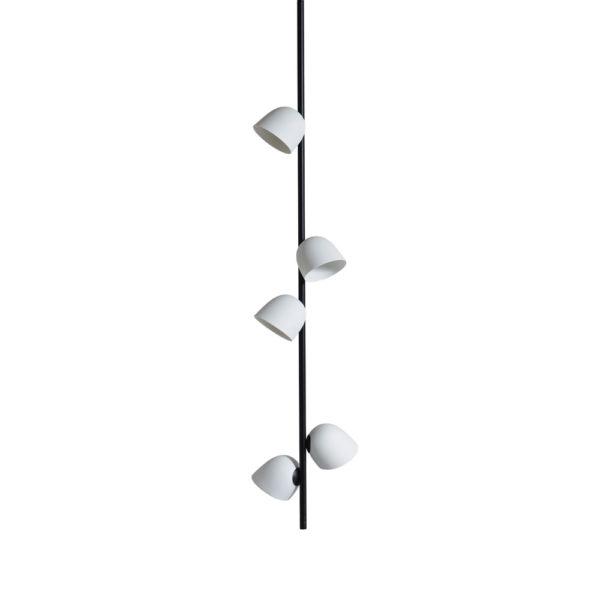 Pendelleuchte Moira - Anthrazit - 5 LED - Fürstenberg - Stamm Vertriebs GmbH - Österreich