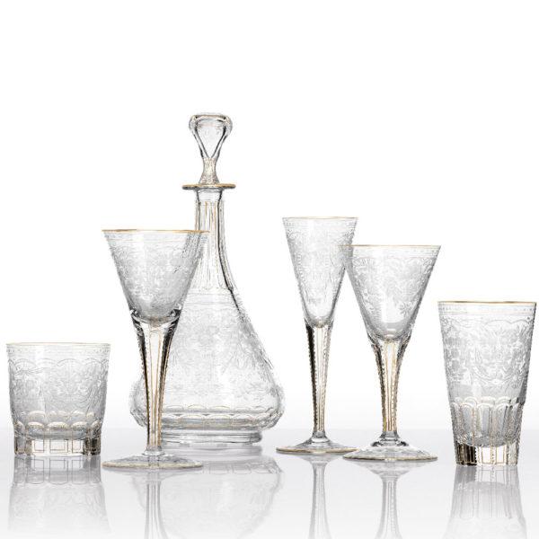 Kristallglas - Maharani - Moser - Stamm Vertriebs GmbH - Österreich