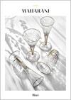 Kristallglas - Maharani Broschüre - Moser - Stamm Vertriebs GmbH - Österreich