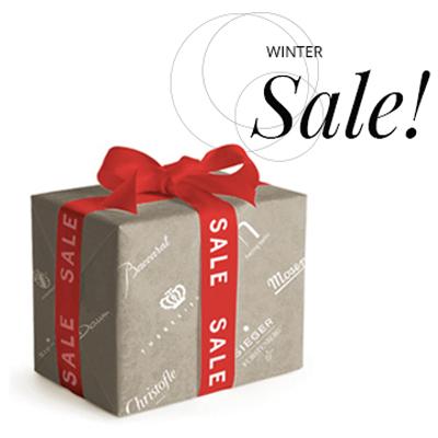 Winter Sale bei Stamm
