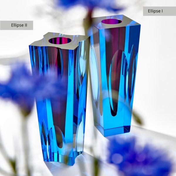 Kristallglas - Cool Velvet - Moser - Stamm Vertriebs GmbH - Österreich